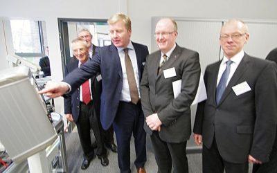 Eröffnung Innovationszentrum