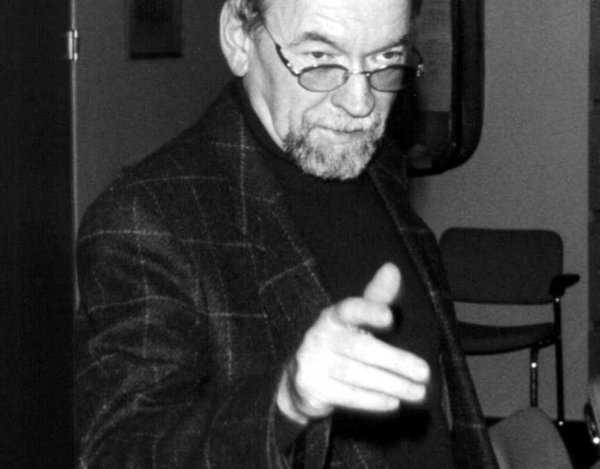Dietmar Aff im Ruhestand