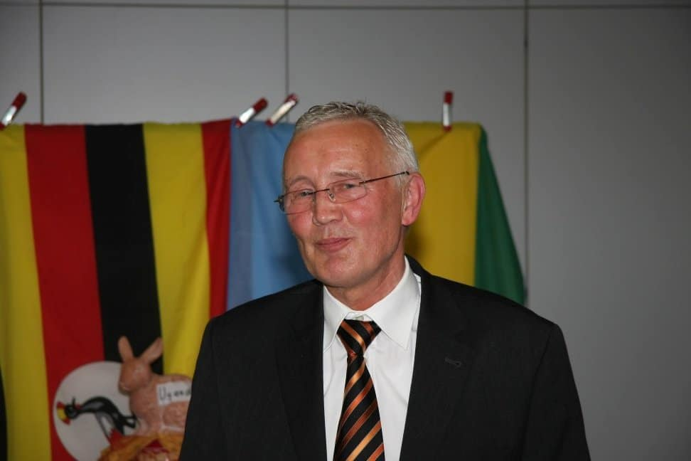 Verabschiedung von Studiendirektor Franz Hollermann