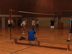 Ergebnisliste Volleyball Turnier 2016 der Berufsbildenden Schulen