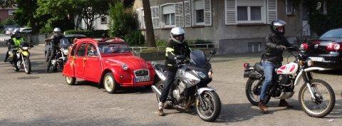 Motorrad Corso