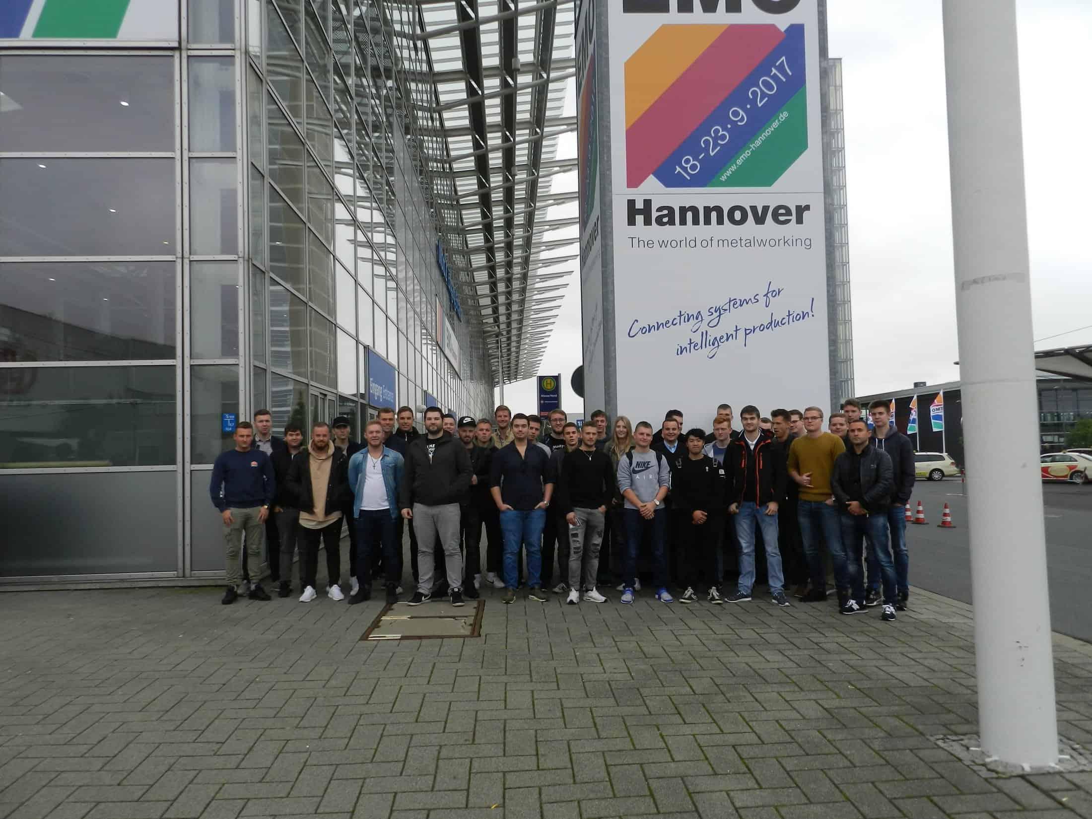 FSK 2 und MWZ3A auf EMO in Hannover