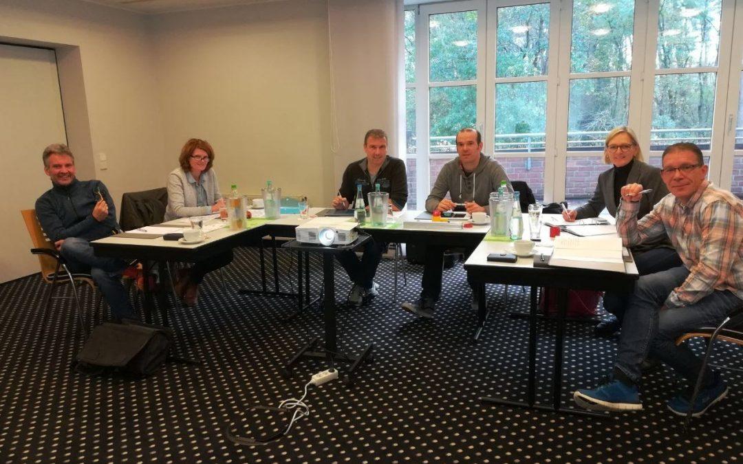 Meeting der Projektplanungsgruppe  BGT 12