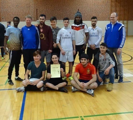 BEK 17WA gewinnt erstes SgH Fußballturnier