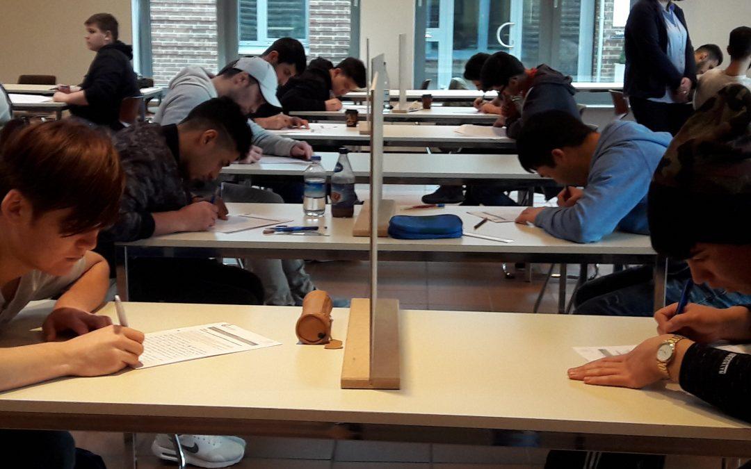 Abschlussprüfungen der BEK-Klassen