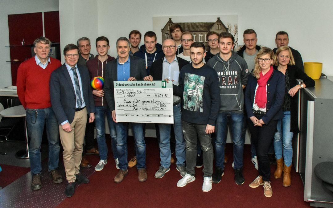 25 Jahre SgH: Lasse Westerhoff gewinnt Jubiläumsballonfahrt