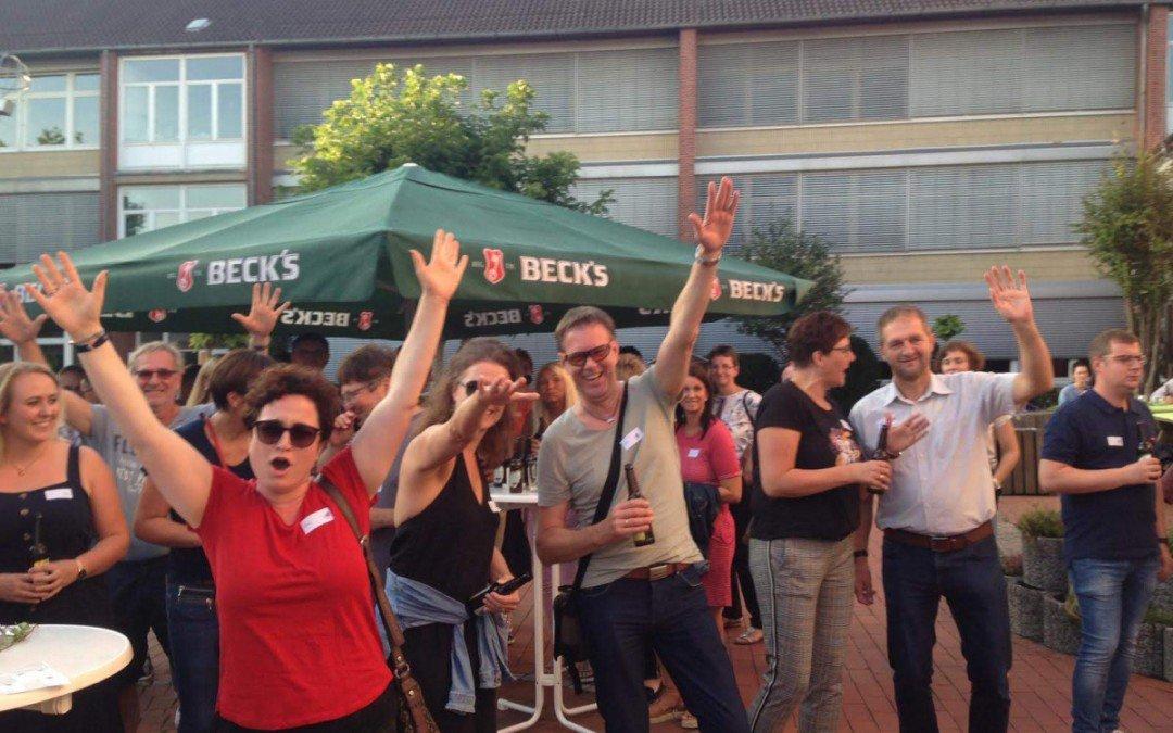 Liveact Sambalaon mischt Sommerfest der BBSen an der AKS auf
