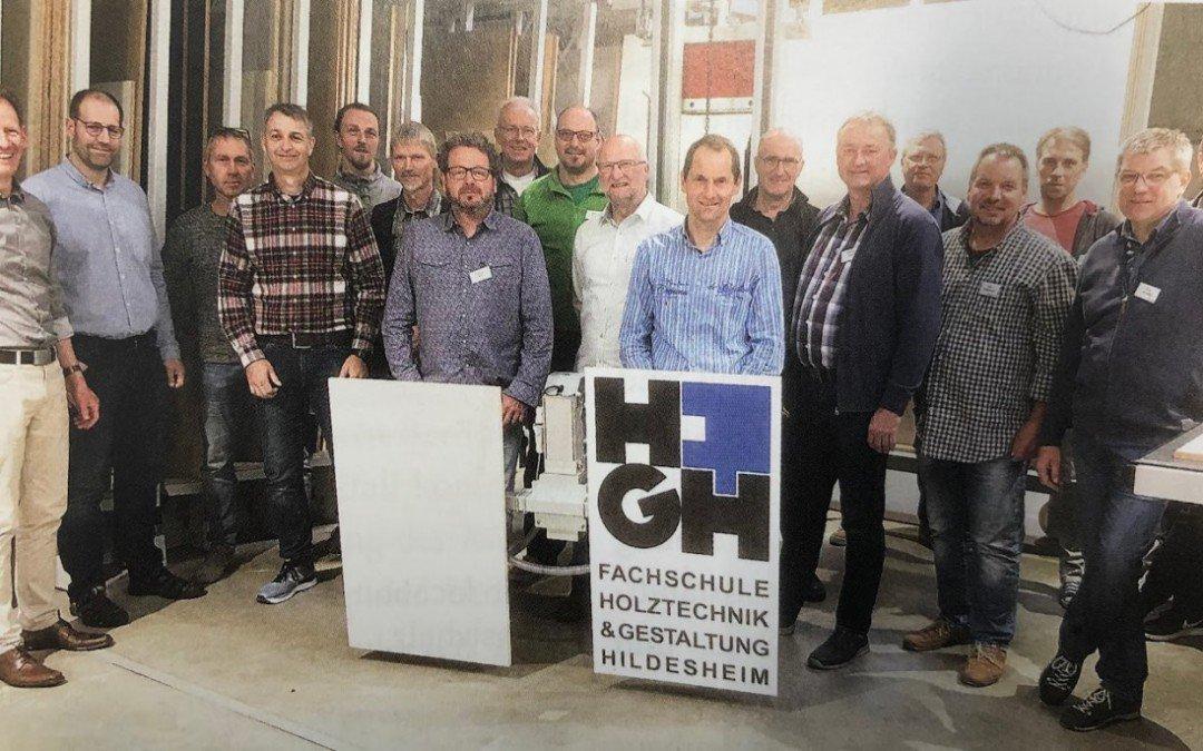 """""""Gefahr erkannt – Gefahr gebannt"""": Franz Büssing als Referent bei Lehrgang der niedersächsischen Landesfachgruppe Holztechnik"""