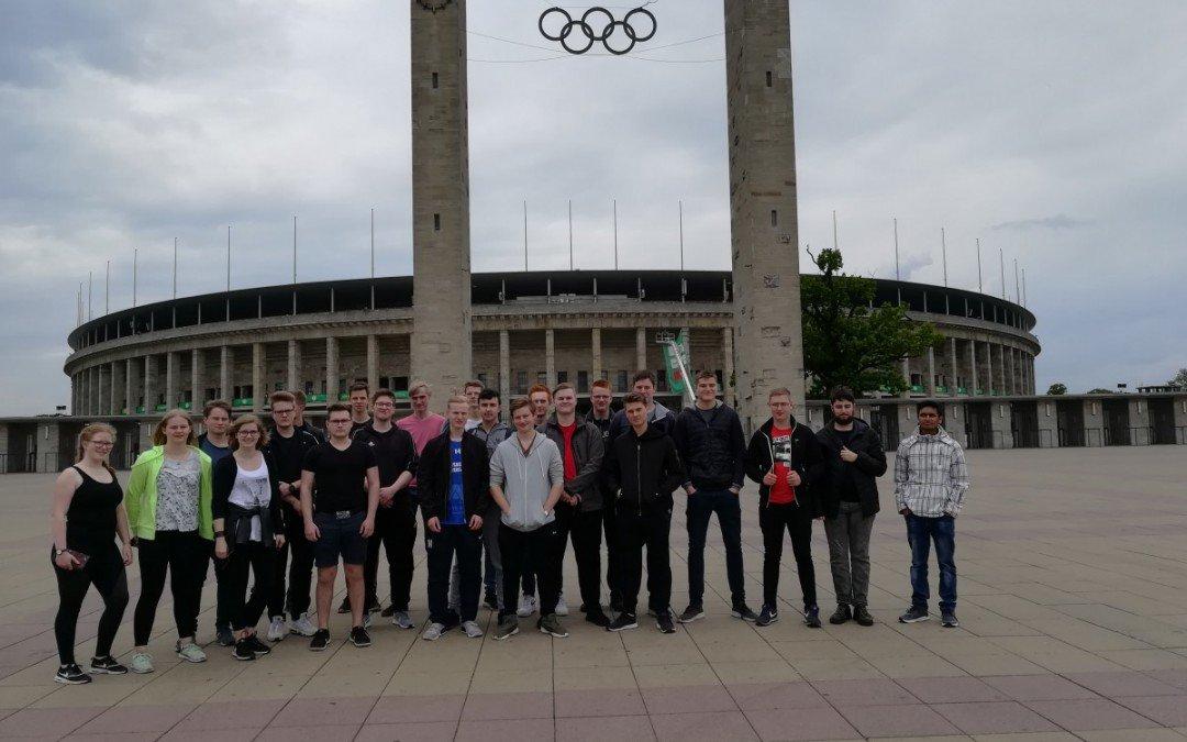 """""""Berlin, Berlin – wir waren in Berlin"""" – BGT 12A auf Klassenfahrt in der Hauptstadt"""