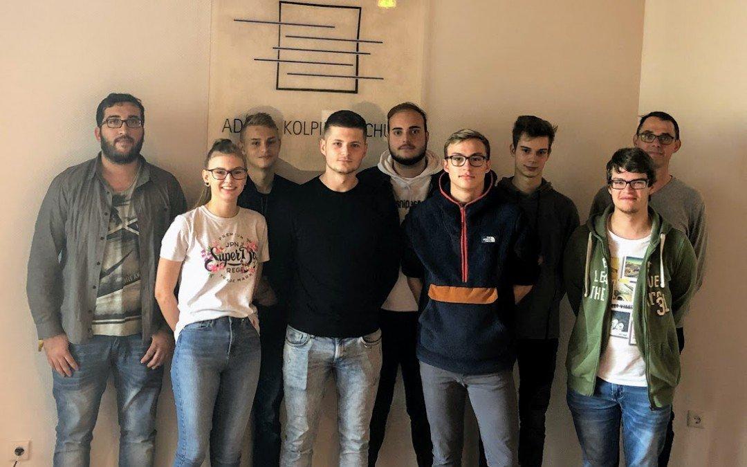 David Schütz neuer Schülersprecher der AKS