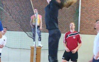 Start der SgH-Sportwoche: BGT13A gewinnt Volleyballturnier, BZI3A glänzt beim Fußball