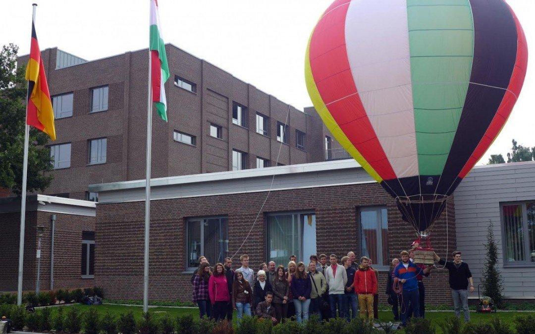 AKS-Berufsschüler besuchen Partnerschule in Ungarn