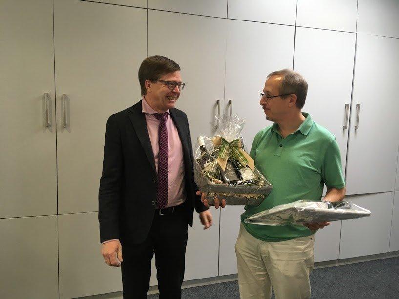 Jürgen Enkler verlässt AKS