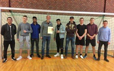 Gelungener Abschluss der SgH-Berufsschulklassen-Fußballturniere für BMA2A