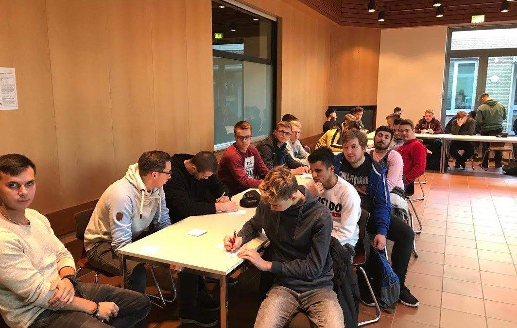 Willi Lutz neuer Schülersprecher der AKS Lohne