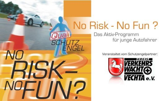 """No Risk – No Fun?"""