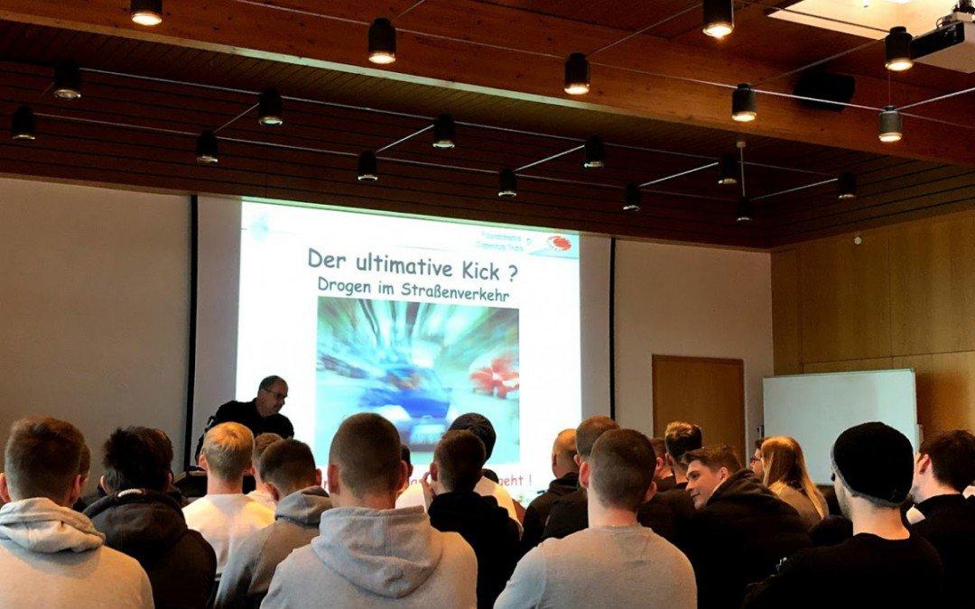 Drogenprävention an der Adolf-Kolping-Schule