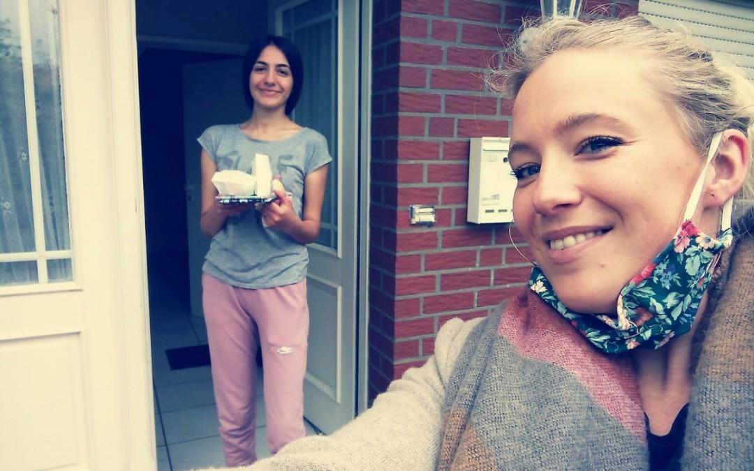 Lernen in Corona Zeiten: Homeschooling und Überraschungspäckchen