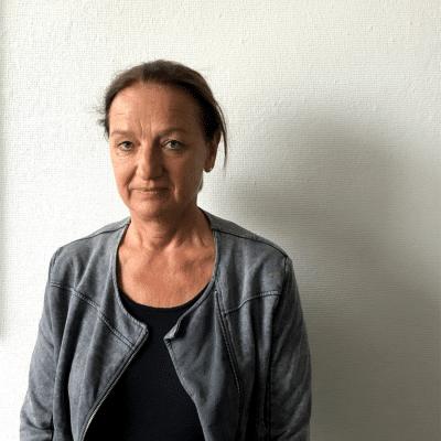 Grosch Rouchotas, Katrin