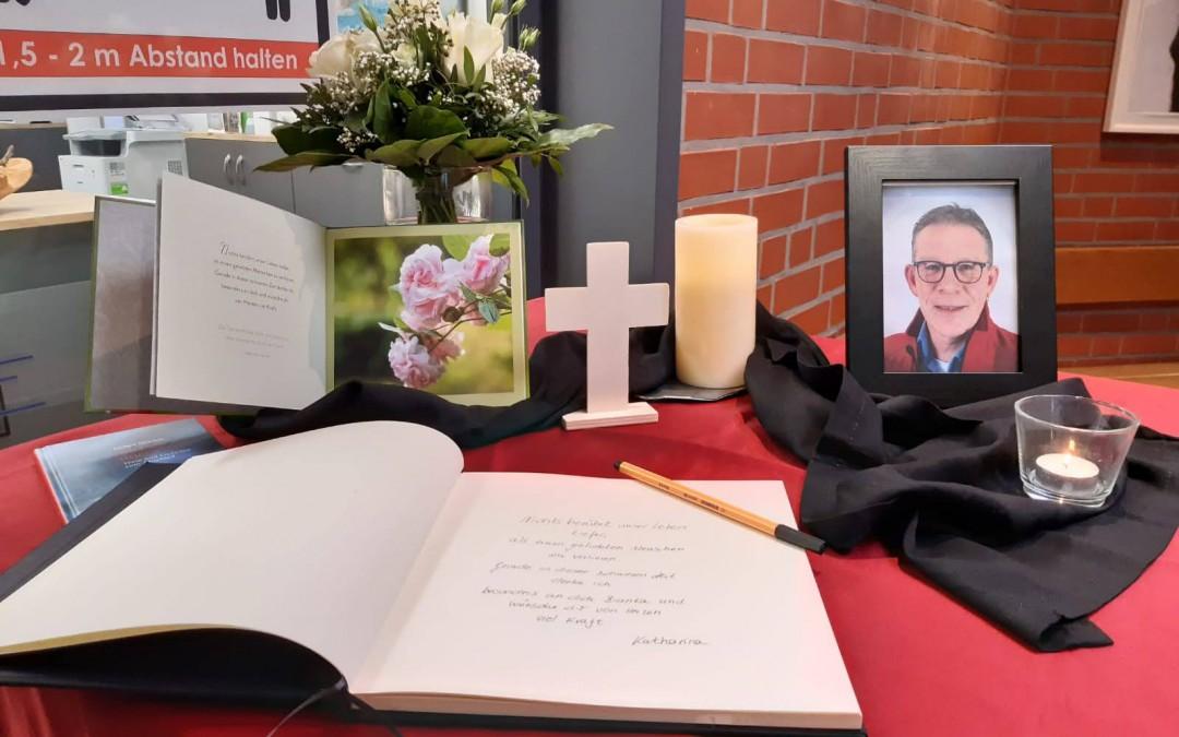 AKS trauert um Kollegen Andreas Brand