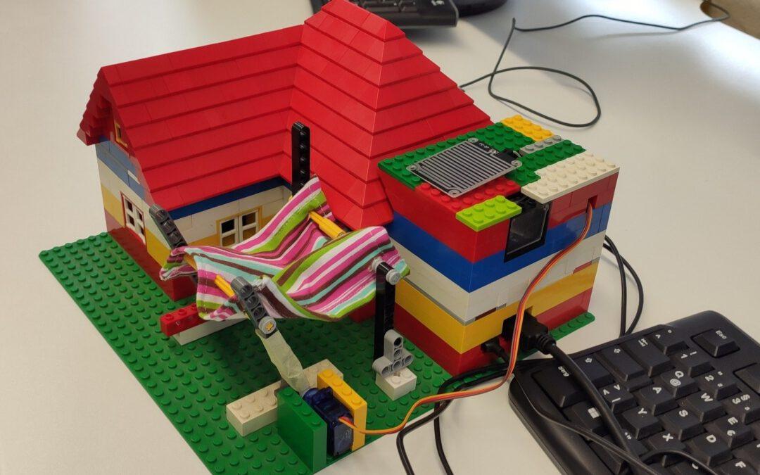Carrerabahn, Staubsaugerroboter und Smart Home – Angehende Abiturienten präsentieren Projektergebnisse