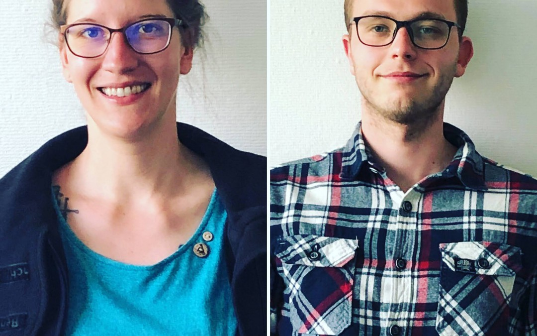 Verstärkung im Bereich Fahrzeugtechnik – Diana Hamelow und Christoph Bernotat gehören nun zum AKS-Team