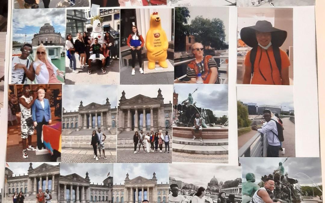 AKS Sommer Schule – Teil 4: Rückblick und Fotowand